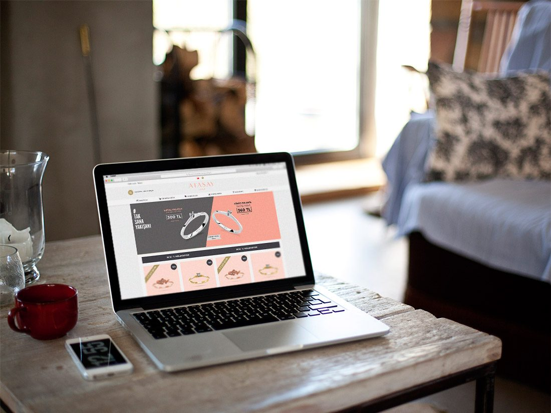 Atasay B2B Web Sitesi